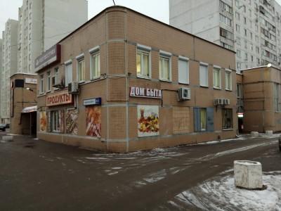"""Пункт заправки Московский, 1-й мкрн, д. 39, """"Дом быта"""""""